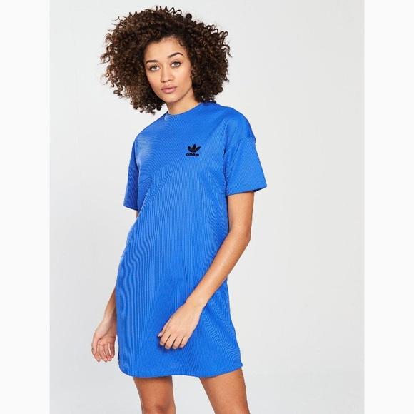 91b7d72471a adidas Dresses | Originals Fashion League Tee Dress Nwt | Poshmark